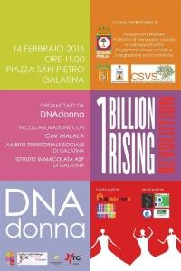 locandina one billion
